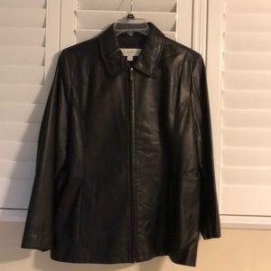 Women's Soft Leather Jacket